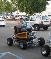 【疑問】遊樂園的碰碰車真的可以開上街嗎?