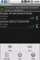 Wifi Analyzer - 輕鬆連上無線網路