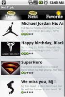 Hot topic:兩個MJ都在裡面,看你喜歡哪一個