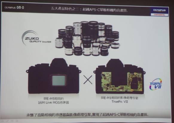 OM-D 系列的高規誠意入門之作, Olympus E-M10 預計三月下旬登台