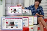 【新品】LG W30讓你的小筆電螢幕放大一倍!