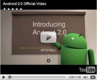 Android 2.0 Eclair SDK