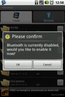 Bluetooth File Transfer - 用藍芽來收發檔案