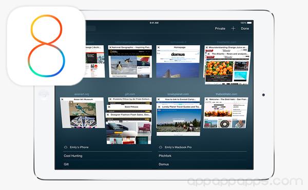 iOS 8 終於解放速度限制, 所有 Apps 加速上網