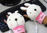 今年冬天必備保暖物之一,USB暖呼呼手套!