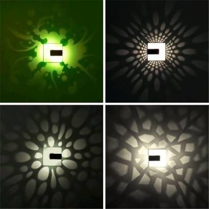 【華麗】光與影的對話-令人目炫神迷的壁燈