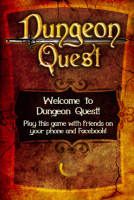 Dungeon quest:臉書的「地牢探索」遊戲