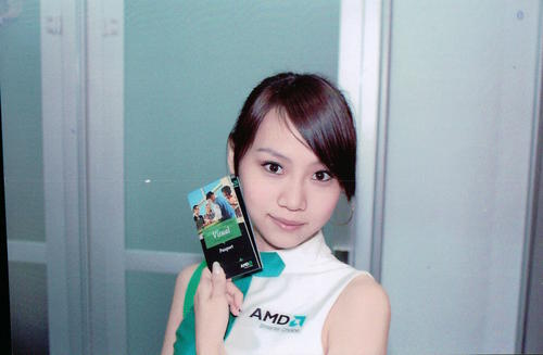 BenQ  CP70 相片精靈動手玩