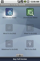 Documents To Go:憨厚的文件瀏覽器