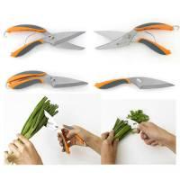 [方便] 一刀在手,要切要剪隨便你 - Nizor廚房二用刀