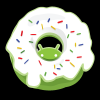 Android 1.6(Donut)釋出