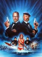 Busters 007很帥左邊越看越像人肉叉燒包的主角