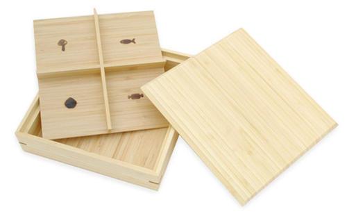 [實用] funfam為孩子設計的竹製原味餐盤