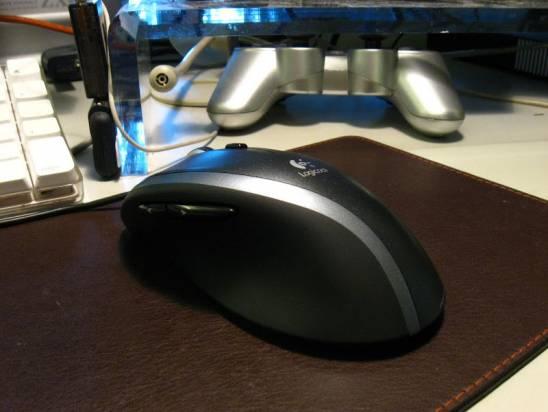 我的3C狂熱之尋找滑鼠之旅之捲土重來篇-Logitech M 500