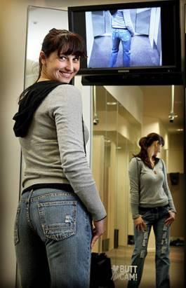 [貼心] 卡稱監視器--幫姊妹買到合身性感牛仔褲