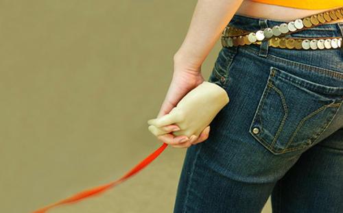 [好物] 這遛狗繩一定是單身貴族發明出來的產品!