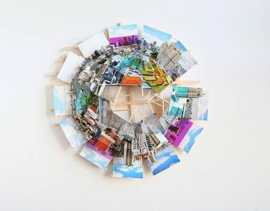 【DIY OK】土砲式手作 360° 全景城市照