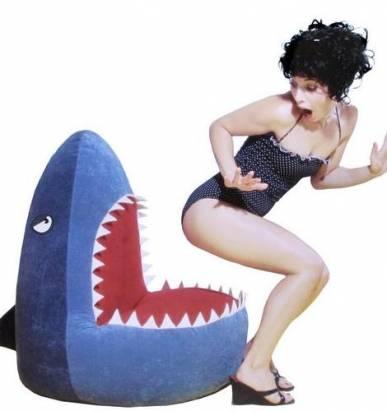 [好物] 一不小心就一屁股坐進了鯊魚嘴裡