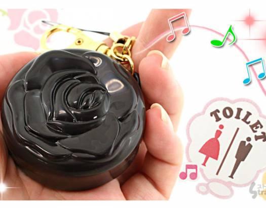 [實用] 聽雨軒裡傳來劈哩叭拉聲真糗!黑玫瑰幫你化解尷尬