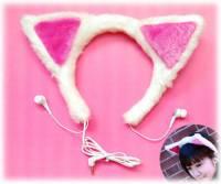 貓耳耳機到底是俏皮還是古怪?