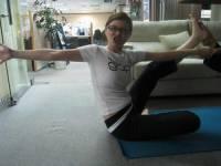 陽光妹 瑜珈成長日記