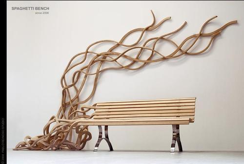 [瞎?] 木材傢俱與時裝結合最後落得的下場(還是火花?)是…