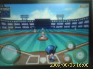 Baseball Superstars 2009 Lite︰沒有王建民也會很好玩的棒球遊戲