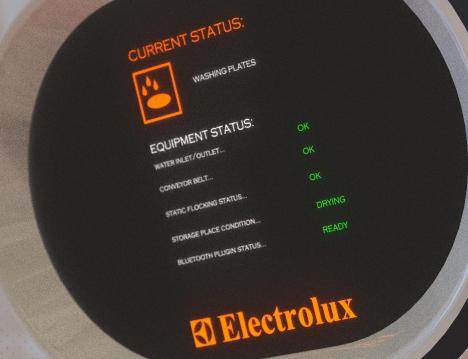 [不解] Electrolux魔術洗碗機...洗碗+變形