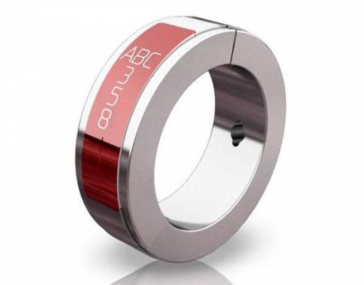 [漂亮] 比變形金剛還實用的變形戒指