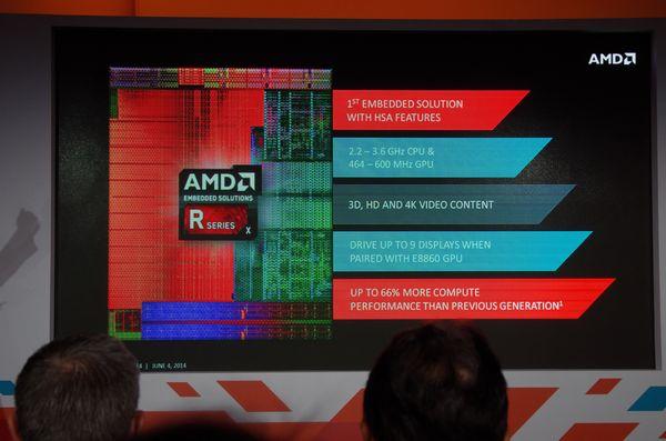 Computex 2014 : AMD 發表新一代嵌入式 G 系列處理器,架構融合基於 TrustZone 技術的安全處理器