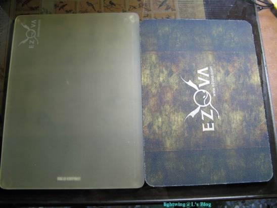 eZova Zo9 Amber 航太陶瓷鼠墊開箱