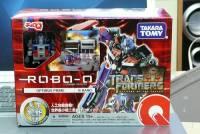 大人的小玩具 TAKARA TOMMY ROBO-Q 系列 柯博文