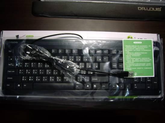 i-rocks KR-6310多媒體剪刀腳鍵盤評測