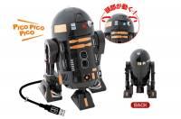 星戰迷應該會喜歡的R2-Q5機器人USB hub