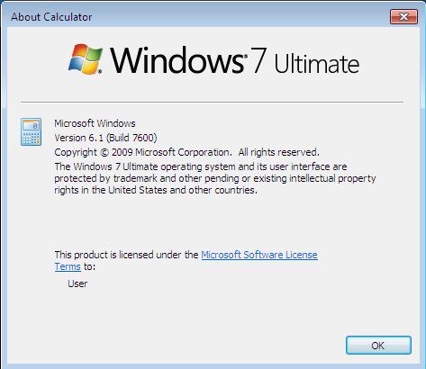 [新新聞]Windows 7 build 7600  RTM 版本種子釋出