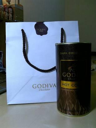 [分享] 每個月的那幾天,GODIVA 奢侈的享受