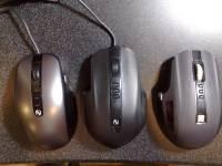 Microsoft SideWinder X3 X5 X8比較