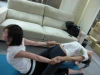 陽光妹瑜珈成長日記