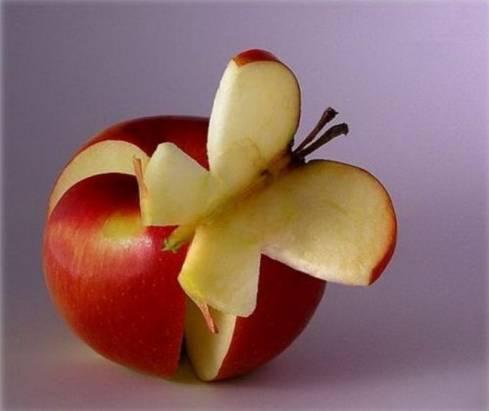 有趣的水果&食物圖片