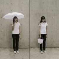 連雨傘都趕搭上變形金剛的風潮,變身為手提袋!