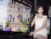 Samsung在台灣發表超薄LED TV
