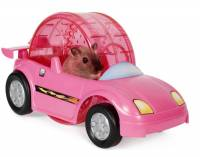 [有趣] 哈姆太郎的「跑跑」卡丁車