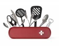[新奇] 14用廚房瑞士刀?!家庭主婦也能這麼專業?!