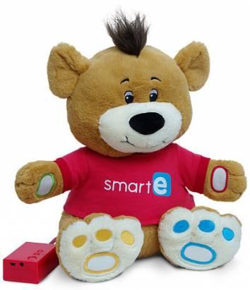 [新品] 這隻Smart E bear竟然打算取代泰迪熊.....!
