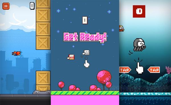 App Store前所未見的問題: 原來每日這麼多Flappy Bird複製器上架