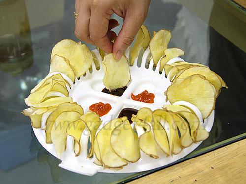 [好物] 自己烤洋芋,低卡不怕胖又可降低食慾!