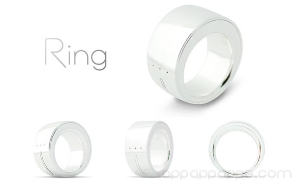 "Apple ""iRing"" 概念成真: 穿在你手指的魔杖 [圖庫+影片]"