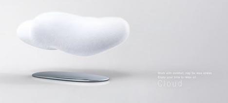 [好物] 光著腳丫,在雲端上打盹~