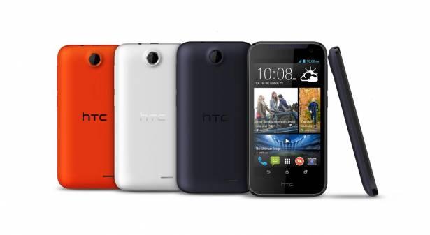 HTC 新款入門機種 Desire 310 預計於 4 月底在台推出