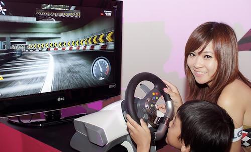 LG在台發表LH50 LCD TV,IPS面板並具240Hz技術